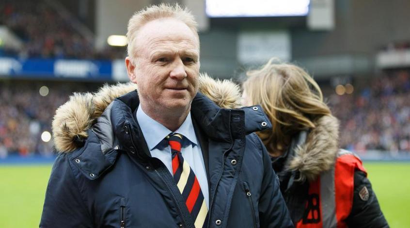 Сборная Шотландии определилась с новым главным тренером