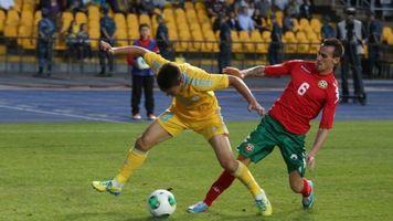 Сборная Казахстана сыграет спарринг с Болгарией