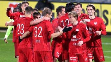 Марко Девич забивает лидеру Первой лиги Швейцарии (+Видео)