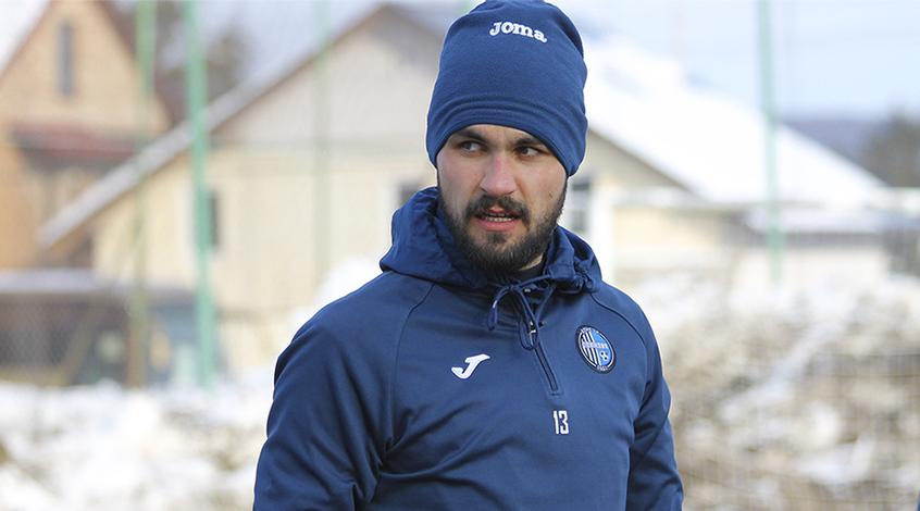 """Артем Кичак: """"Был интерес в Венгрии, но я решил вернуться в """"Олимпик"""""""