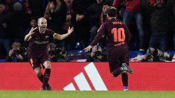 """""""Челси"""" - """"Барселона"""" 1:1. За что боролись..."""
