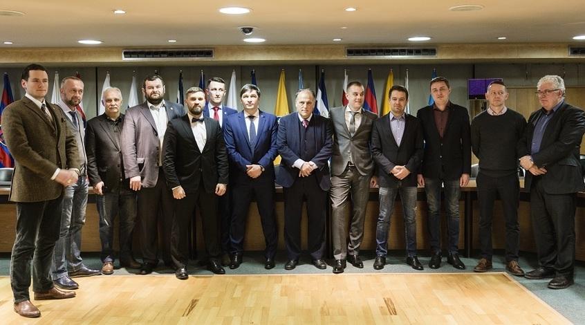 УПЛ відвідала іспанську Ла Лігу