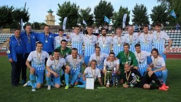 """Чемпіонат Черкаської області. """"ЛНЗ-Лебедин"""" пішов на перерву лідером"""