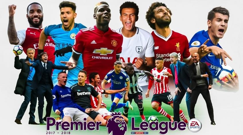 Английская примера футбол
