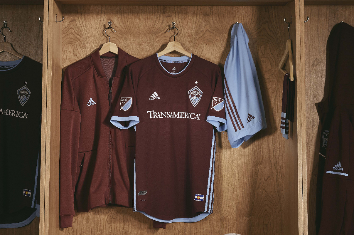 MLS: в чем будут играть команды в новом сезоне (+Фото) - изображение 9