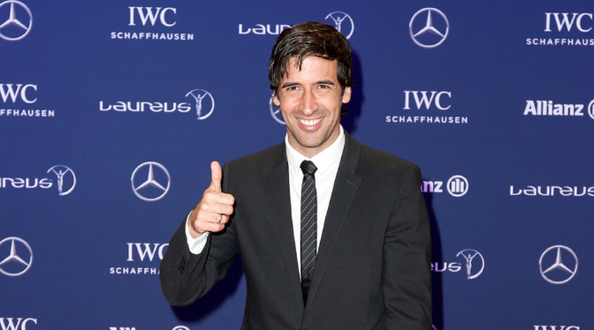 """Руководство """"Реала"""" планирует в будущем сделать Рауля главным тренером клуба"""