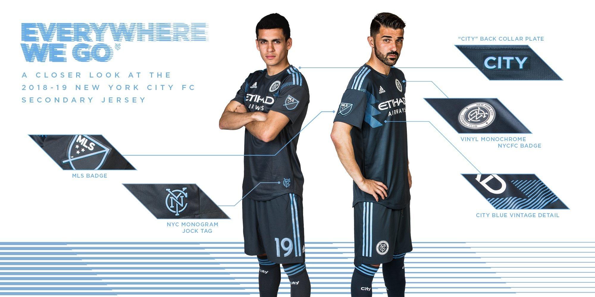 MLS: в чем будут играть команды в новом сезоне (+Фото) - изображение 23