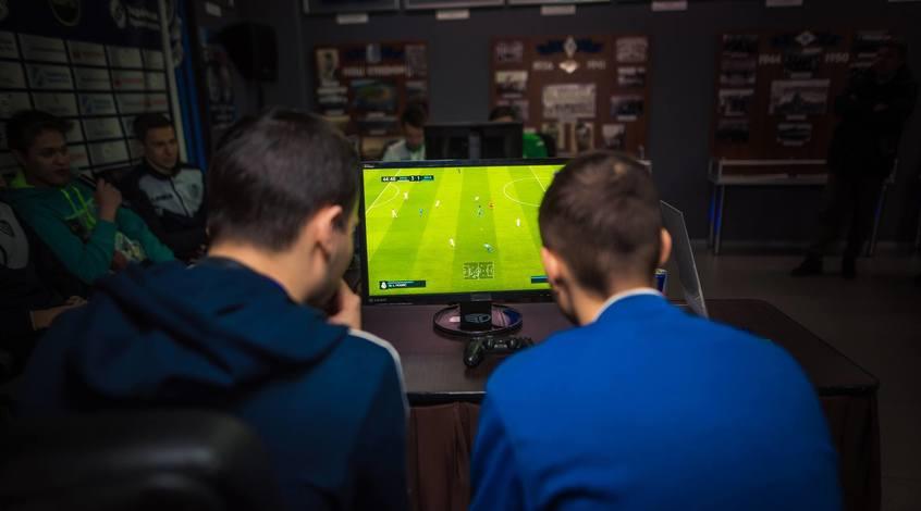 УАФ створює національну збірну з кіберфутболу!