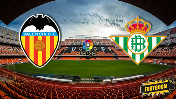 "Чемпионат Испании. ""Валенсия"" - ""Бетис"" 0:0 (Видео)"