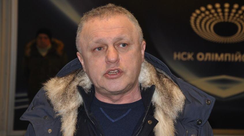 """Игорь Суркис: """"5-6 лет назад я бы убрал Хацкевича, но сейчас ему надо дать шанс"""""""