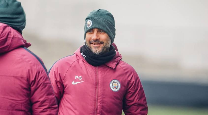 """Хосеп Гвардиола: """"Манчестер Сити"""" не может конкурировать с """"Ливерпулем"""""""