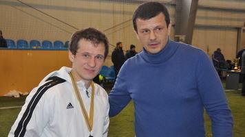 """Первый гол Александра Алиева за """"Старую Боярку"""" (Видео)"""