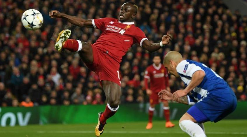 Садио Мане травмировал руку в расположении сборной Сенегала