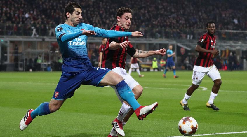 """""""Милан"""" – """"Арсенал"""" 0:2. Не говорите мне """"прощай"""""""