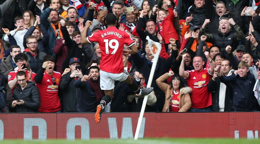 """""""Манчестер Юнайтед"""" - """"Ливерпуль"""" 2:1. Эй, Арнольд!"""