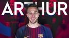 """""""Барселона"""" хочет осуществить трансфер Артура из """"Гремио"""" летом, а не зимой"""