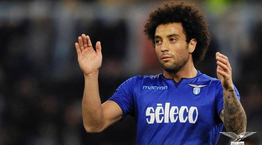 "La Gazzetta dello Sport: ""Лацио"" отказался продавать Фелипе Андерсона за 38 миллионов евро"