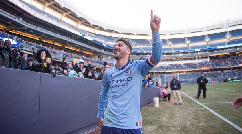 MLS. 2-я игровая неделя. Вилья забивает в своем 100-м матче в североамериканской Лиге