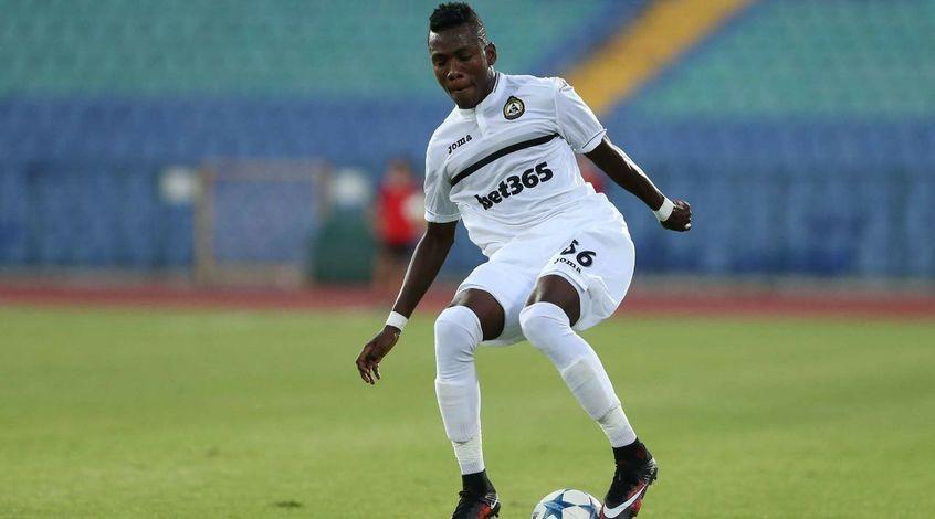 Украинские клубы интересуются защитником сборной Кении