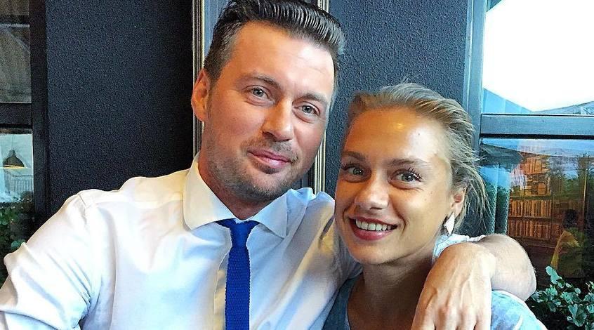 Трогательное фото Милевского с сестрой стало изюминкой Кубка Беларуси