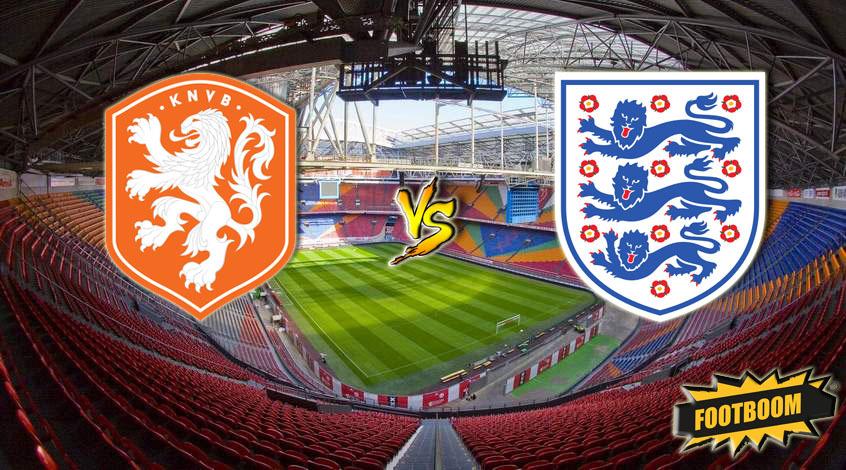 Голландия - Англия. Анонс и прогноз матча