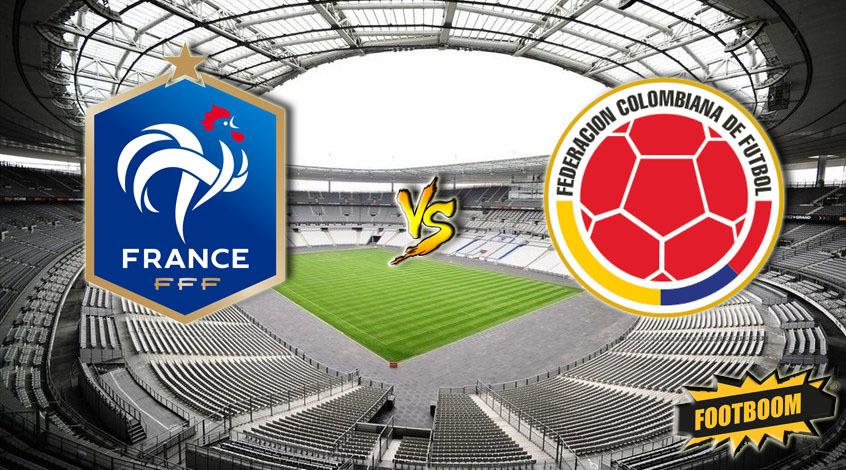 Франция - Колумбия. Анонс и прогноз матча