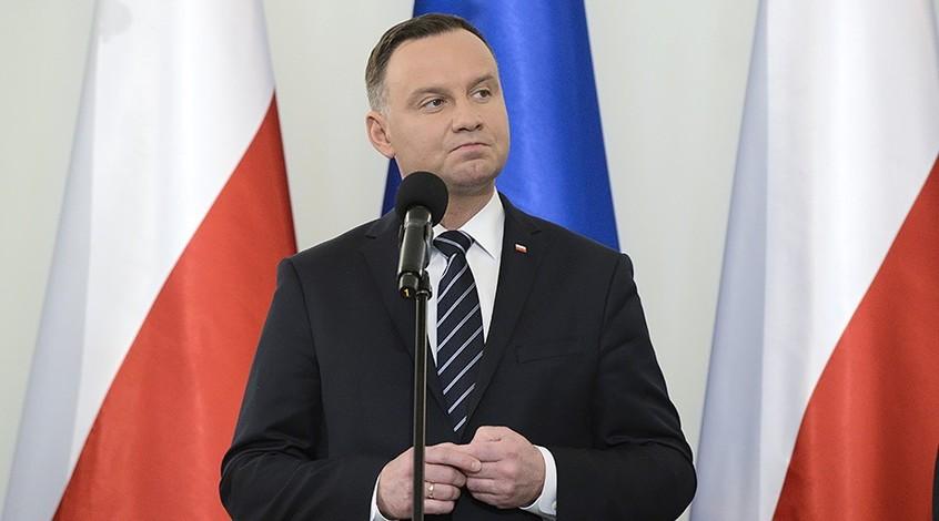 Президент Польши отказался от поездки на церемонию открытия ЧМ-2018