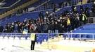 """На стадионе """"Металлист"""" готовят поле для тренировки сборной Украины"""