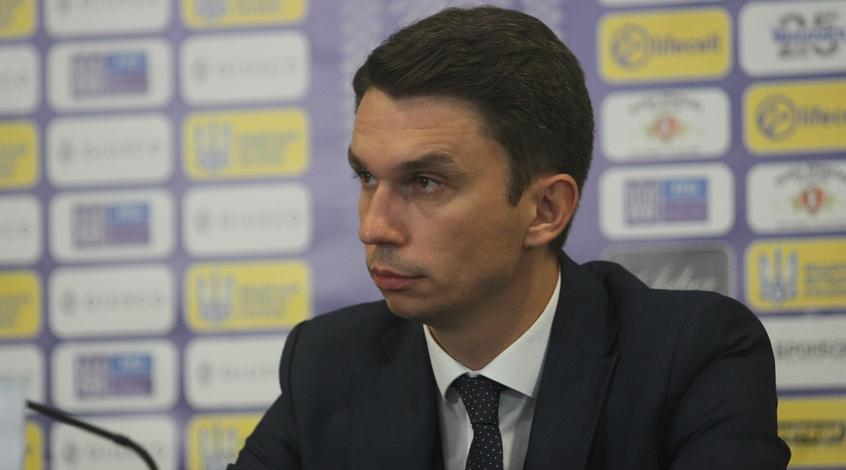 """Генсек УАФ: """"Понимаю общественный резонанс по поводу денег от УЕФА, но пока ни копейки из них нет"""""""