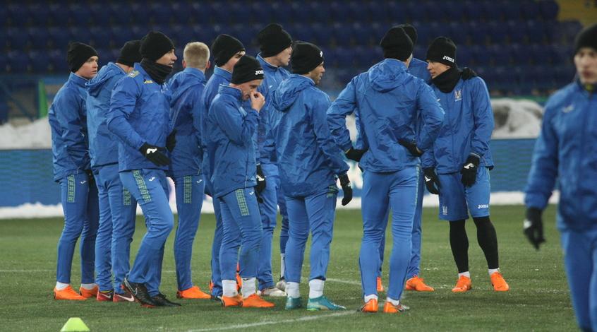 Сборная Украины: мнение футболистов перед товарищескими играми (Видео)