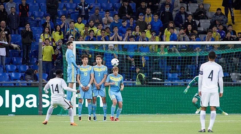 Казахстан (U-21) – Франция (U-21) 0:3. Фаворит подтвердил статус