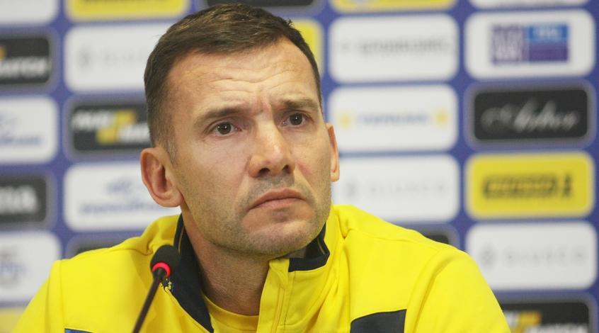 Еще один матч сборной Украины перенесен