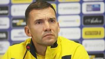 Андрій Шевченко запросив на збір національної команди 11 молодих гравців