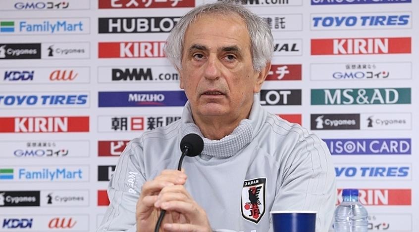 Вахид Халилходжич уволен с поста главного тренера сборной Японии