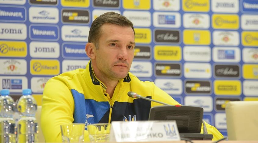 Шевченко оценил игру против Японии