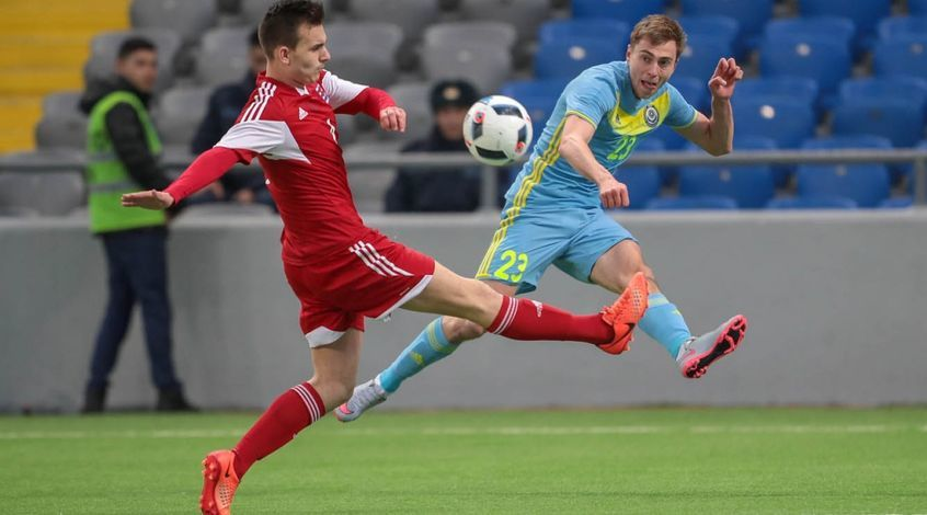 Казахстан (U-21) – Люксембург (U-21) 3:0. Крупно и закономерно