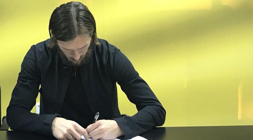 Украинский футболист продлил договор сэкс-соперником Динамо веврокубках