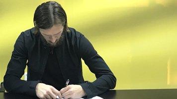 Официально: АЕК продлил контракт с Дмитрием Чигринским