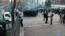 При стычках с фанатами в Мариуполе пострадали девять полицейских