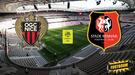Чемпионат Франции. Ницца - Ренн 2:1 (Видео)