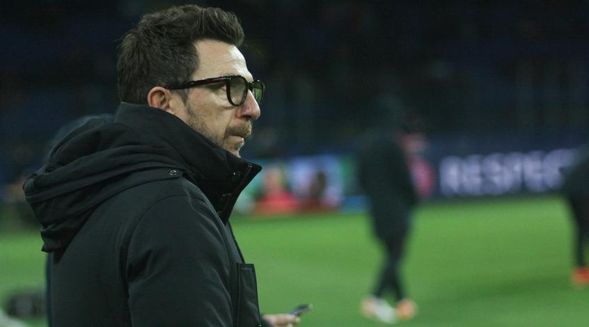 «Рома» сенсационно разгромила «Барселону» ивышла вполуфинал Лиги чемпионов