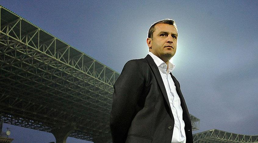 Официально: Вардан Минасян - главный тренер сборной Армении