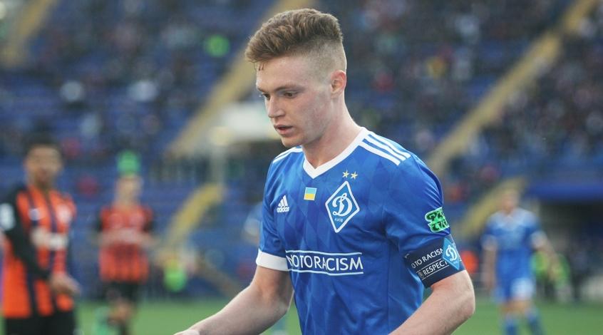 Виктор Цыганков вошел в список лучших молодых игроков Лиги Европы