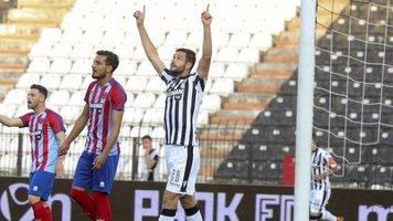 Гол Шахова помог ПАОКу выиграть матч чемпионата Греции