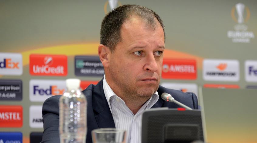 """""""Заря"""" - """"Ворскла"""": послематчевая пресс-конференция Юрия Вернидуба"""