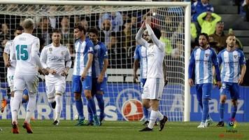 """Чемпионат Испании. 32-й тур. """"Реал"""" побеждает в Малаге"""