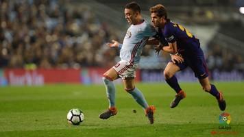 Яго Аспас - лучший испанский бомбардир Ла Лиги 2017-2018