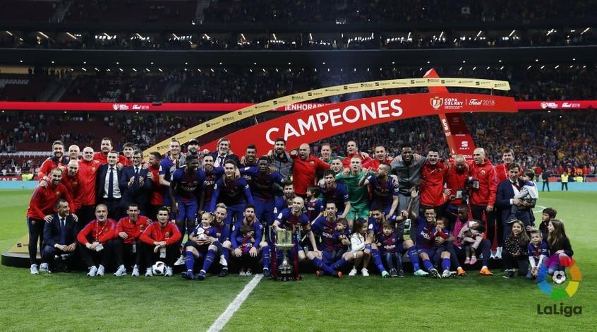 """""""Севилья"""" - """"Барселона"""" 0:5. Шик, блеск, красота!"""
