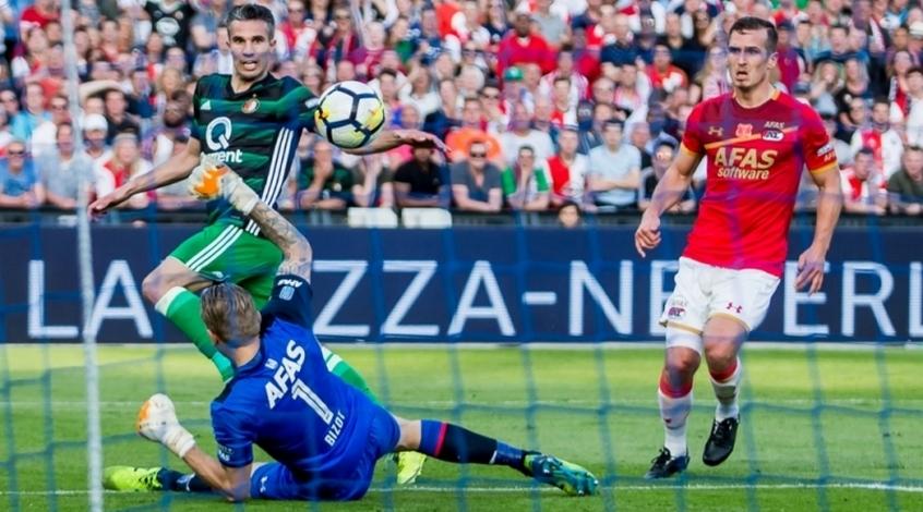 «Фейеноорд»— 13-кратный владелец Кубка Голландии