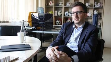 """Маркиян Ключковский: """"Худший сценарий - когда УПЛ расширится, а потом снова придется сокращать"""""""
